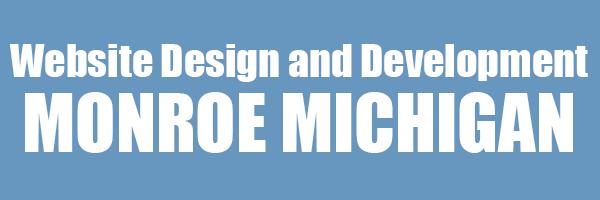 Website Design and Development Monroe Michigan - Valentino Web Design, MI